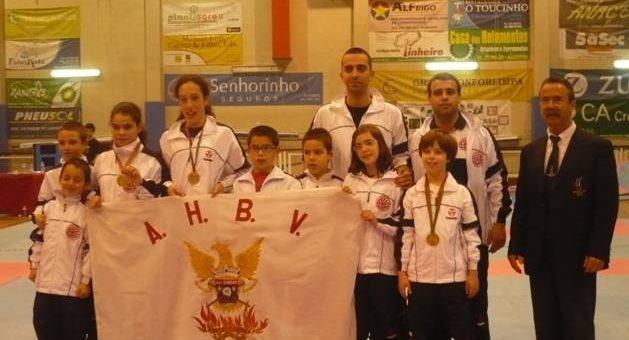 Campeonato Regional F.N.K.P -Infantis/Iniciados e Juvenis