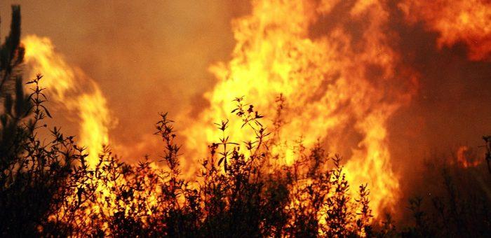 Perigo de Incêndio Rural