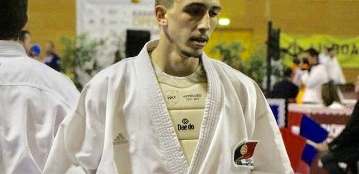 Atletas de Karate na Seleção Nacional