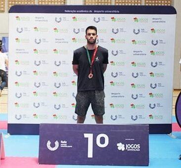 Tiago Almeida proposto para atleta do ano